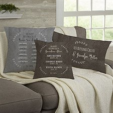 Personalized Grandma Pillow - Our Grandchildren - 19323