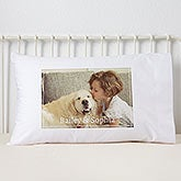 Personalized Photo Pillowcase - 19330