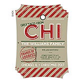 Personalized Change Of Address Christmas Cards - 19343