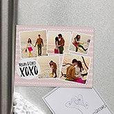 Personalized Refrigerator Magnets - Romantic Photos - 19423