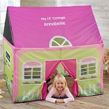Personalized Kids Play Tent - My Lil Cottage - 19550