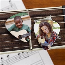 Custom Photo Guitar Picks - 2 Photos - 19555