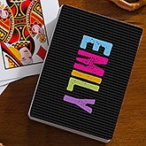 Personalized Playing Cards For Kids - All Mine - 19569