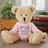 Personalized Memorial Teddy Bear - 19589