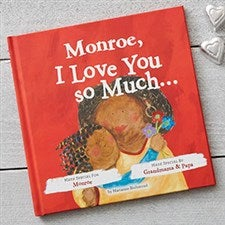 Personalized Children's Books - I Love You So Much - 19631D