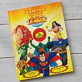 Personalized Kids Superhero Books - Meet the Justice League - 19633D