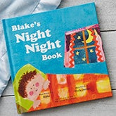 Personalized Kids Storybooks - The Night Night Book - 19641D