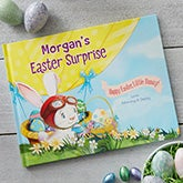 Personalized Kids Easter Books - Easter Surprise - 19642D