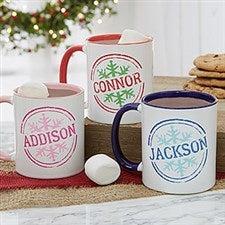 Personalized Christmas Mugs Personalization Mall