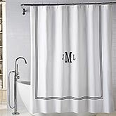 Wamsutta Baratta Personalized Shower Curtains - 19689