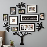 Wallverbs Personalized Picture Frame Set for Wedding - 19801