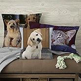 Personalized Pet Photo Pillows - Pet Memories - 19893