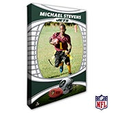 Personalized NFL Canvas Prints - New York Jets - 19918