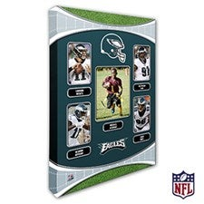 Personalized NFL Wall Art - Philadelphia Eagles Art - 19951