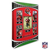 Personalized NFL Wall Art - Tampa Bay Buccaneers Art - 19955