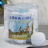 Fake Indoor Snowballs - 15 Count Package - 19958