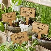 Custom Plant Markers - Herb Garden - 20032