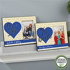 Personalized Sorority Picture Frames - Tri Delta - 20061