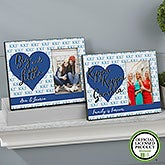 Personalized Sorority Picture Frames - Kappa Kappa Gamma - 20067