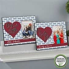 Personalized Sorority Picture Frames - Pi Beta Phi - 20068