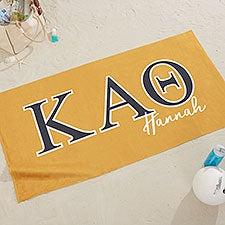 Greek Letter Before Kappa.Personalized Kappa Alpha Theta Sorority Gifts Personalizationmall Com