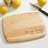 Personalized Bar Cutting Board - Kitchen Expressions - 20133