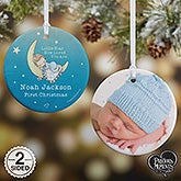 Personalized Precious Moments Baby Christmas Ornaments - 20191