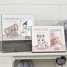 Precious Moments Baby Animals Personalized Baby Picture Frames - 20192