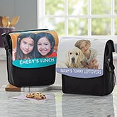 Personalized Photo Lunch Bag - 20195