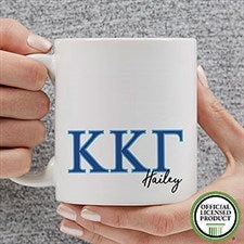 Personalized Kappa Kappa Gamma Coffee Mugs - 20283