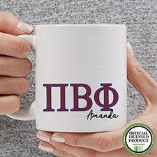 Personalized Pi Beta Phi Coffee Mugs - 20284