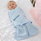 HALO SleepSack Personalized Cotton Swaddle Blankets - 20474