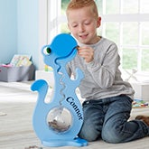 Large Personalized Piggy Bank For Boys - Dinosaur - 20475