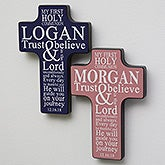Personalized First Communion Cross - 20480