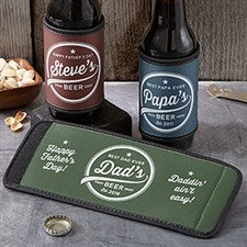 Father's Day Personalized Can & Bottle Wrap - 20493