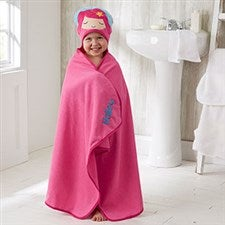 Personalized Mermaid Hooded Bath Towel - 20539