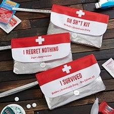 Bachelorette Survival Kit Personalized Wristlet - 20549