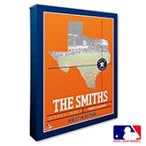 Houston Astros Personalized MLB Wall Art - 20704