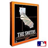 San Francisco Giants Personalized MLB Wall Art - 20717