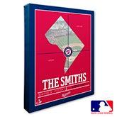 Washington Nationals Personalized MLB Wall Art - 20723