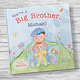 You're a Big Brother Personalized Kids' Book - 20741D