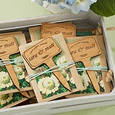 Wedding Favor Personalized Plant Markers - 20770