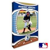 Kansas City Royals Personalized MLB Photo Canvas Print - 20825