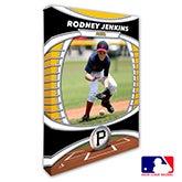 Pittsburgh Pirates Personalized MLB Photo Canvas Print - 20835