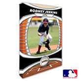 San Francisco Giants Personalized MLB Photo Canvas Print - 20837
