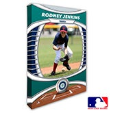 Seattle Mariners Personalized MLB Photo Canvas Print - 20838