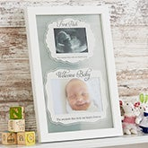 First Peek Ultrasound Baby Picture Frame - 20864