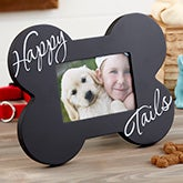 Happy Tails Dog Picture Frame - 20867