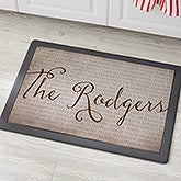 Personalized Kitchen Mats - Together Forever - 20893