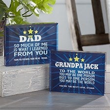 Best Dad Personalized Keepsake For Dad - 20980